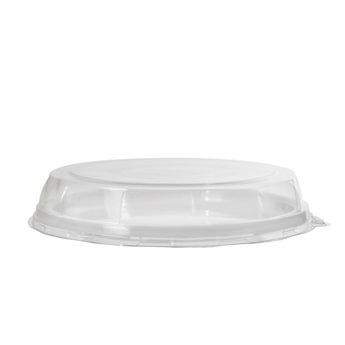 Couvercle pour assiette PLAZA 3 compartiments