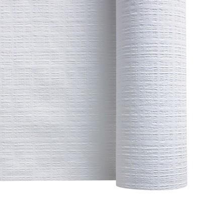 Rouleaux papier toile de lin blanche