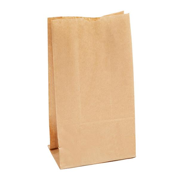sac kraft sans poignées taille L