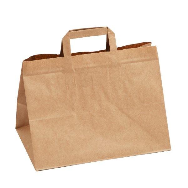 sac papier kraft personnalisable