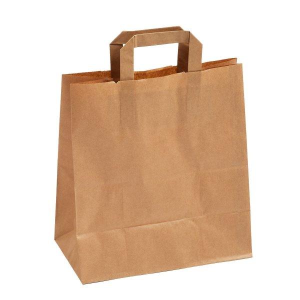 sac papier kraft vente à emporter