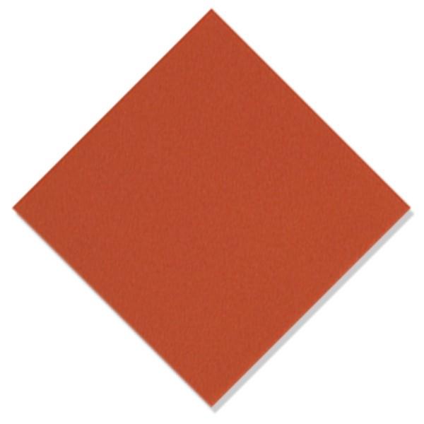 serviette intissée de qualité terracotta