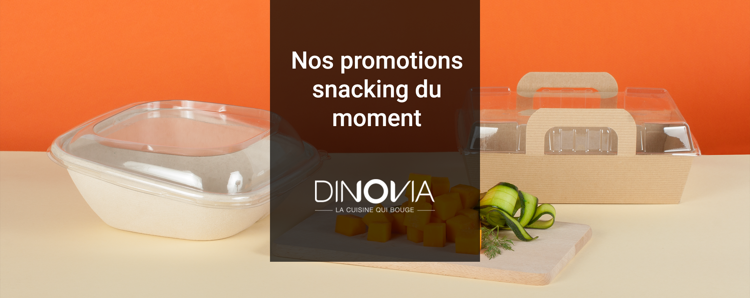 Nos promotions snacking