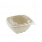 barquette canne à sucre compostable 500 ml