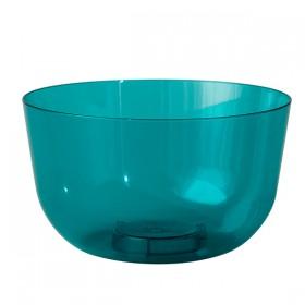 Coupelle à dessert bleue turquoise