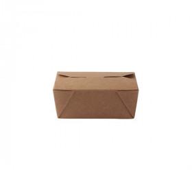 Boite alimentaire carton 480 ml