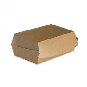 Boite Burger Carton Kraft Taille L