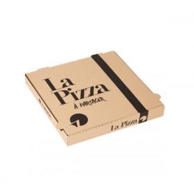 Boite pizza 31x31 cm
