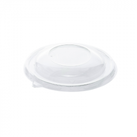 Couvercle RPET saladiers pulpe poké bowls