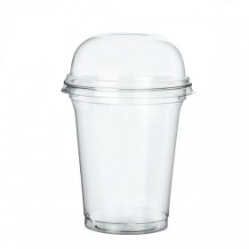 Pot à dessert 30 cl recyclable en RPET