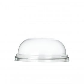 Couvercle dôme avec trou pour gobelet/pot POLARITY 50 cl