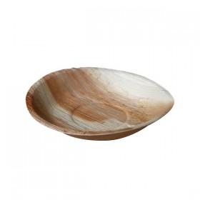 Assiette Jetable Palmier Ronde 18 cm
