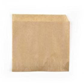 Sachet kraft alimentaire 14x14 cm