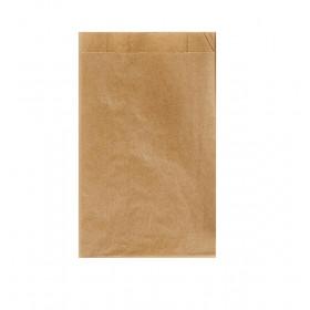Sachet papier kraft brun 12x21 cm