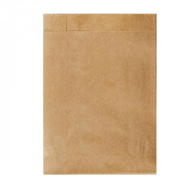 Sachet papier kraft brun 12x17 cm