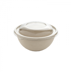 Saladier pulpe Poké Bowl 1000 ml