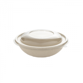Saladier pulpe Poké Bowl 600 ml