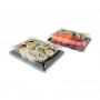barquette alimentaire sushi