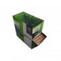 boite distributrice agitateur bois