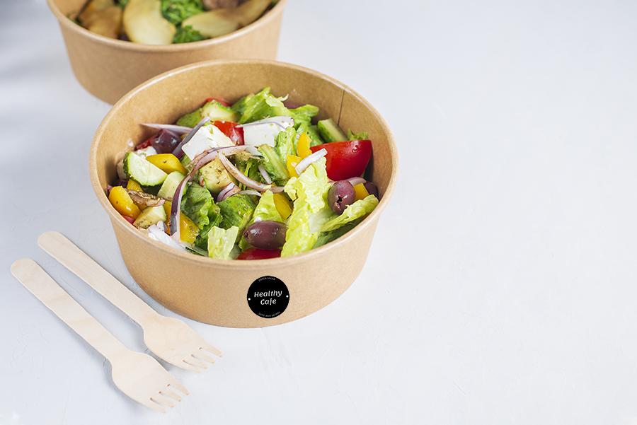 packaging alimentaire personnalisé restaurant