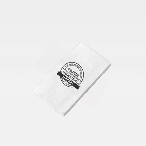 serviette papier personnalisée restaurant